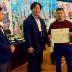 В Елабуге прошел 1-й открытый Международный турнир по киокушин каратэ «Кубок Тезука»