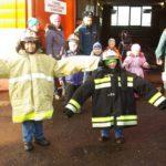 «День открытых дверей» в 26-ой пожарной части