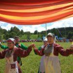 Удмурты Елабуги приняли участие в празднике «Гырон быдтон»