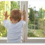 Осторожно — открытое окно и дети!