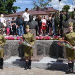 В Елабуге прошёл митинг памяти