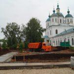 В Елабуге появится Соборная площадь