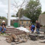В Елабуге завершается ремонт мемориала Цветаевой