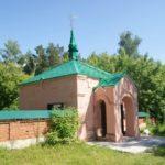 В восстановленной церкви Петра и Павла в Елабуге прошла первая божественная литургия