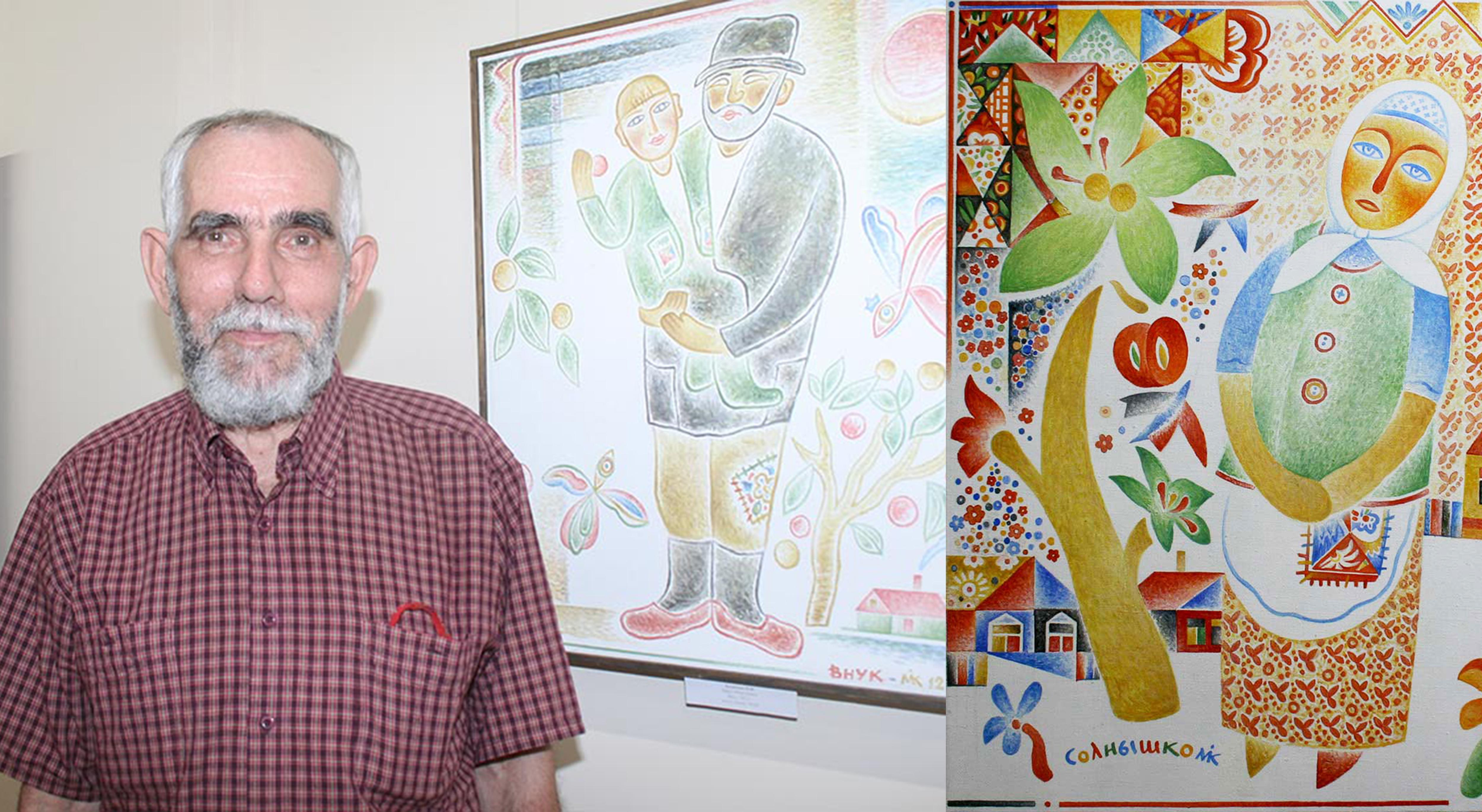 Вторая жизнь художника Михаила Кузнецова