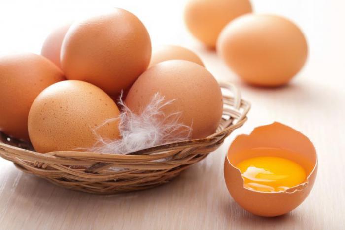 Влияние куриных яиц на потенцию