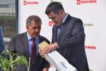 Президент Татарстана дал старт началу строительства нового предприятия «Гродан» в ОЭЗ «Алабуга»