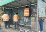 В Елабуге поменяют остановочные павильоны