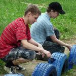 Более 460 школьников Елабуги были трудоустроены этим летом
