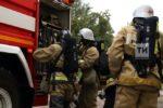 В Елабужском районе животноводы спасали корма от огня