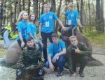 Команда подросткового клуба «Антей» привезла из Казани диплом победителя