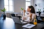 Что есть при сидячей работе для ускорения метаболизма