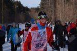 Елабужане приняли участие в «Лыжне России»