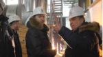 Министр промышленности и торговли РТ посетил строящуюся ТЭС