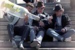В Елабуге двое пьяных мужчин залезли в алкомаркет за «добавкой»