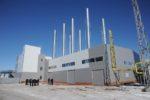 Президент Татарстана в Елабуге дал старт пусконаладочным работам на новой ТЭС