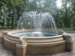 В Елабуге работает только один фонтан
