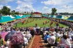 В Елабуге возобновились работы по строительству парковочных мест для гостей Спасской ярмарки
