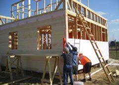 Как и из чего дешевле всего строить дом