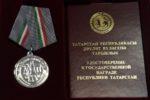 Ветеранам Елабуги вручили медали «За доблестный труд»