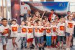 Дети из Дома Роналда Макдоналда выйдут на матч чемпионата Мира  FIFA 2018™!