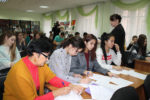 В «Большом этнографическом диктанте» приняли участие 50 жителей Елабуги