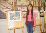 Елабужские школьницы стали победительницами всероссийского конкурса «Моя картина говорит»
