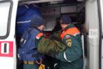 Нетрезвый мужчина с 9-летним сыном едва не замерзли во время рыбалки