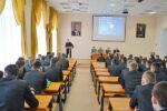 «Неделя мужества» в Елабужском суворовском военном училище