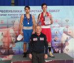 В Первенстве РТ по боксу сборная Елабуги заняла 2 место