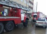 Из-за дыма в подвале из детской поликлиники в Елабуге были эвакуированы 170 человек