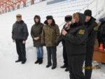 Военно-патриотическая спартакиада среди отрядов «Форпост»