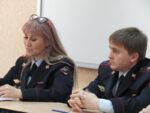 «Круглый стол»: полицейские и студенты