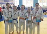 Елабужане участвовали в межрегиональном турнире по дзюдо