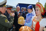 Ветераны МВД Елабуги встретились с соратниками из Свердловской области