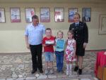 Награждение победителей конкурса «Полицейский Дядя Стёпа -2019»