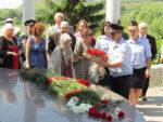Полицейские Елабуги почтили память погибших войнов