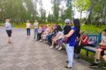 Акция «Жизнь без наркотиков» в Гуляй-парке