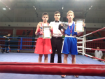 Первенство спортивной школы «Олимп» по боксу среди юношей