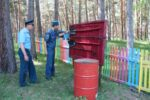 Детские лагеря Елабуги проверили на пожарную безопасность