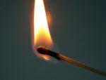 Неосторожное обращение с огнём