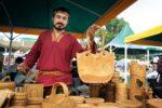 Участники Мастерового двора в Елабуге проведут около 20 мастер-классов для гостей Спасской ярмарки