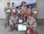 Юнармейцы Елабуги заняли второе место в республиканских военно-спортивных соревнованиях