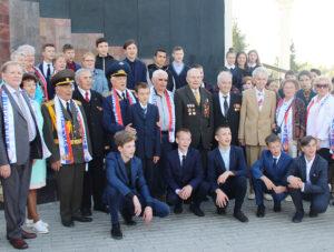 ветераны ВОВ Свердловска