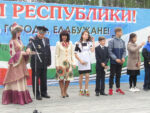 В Елабуге вручили паспорта юным жителям города