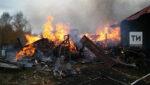 Курение в доме привело к пожару, в котором погиб 62-летний мужчина