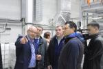 Елабугу посетил министр сельского хозяйства РТ Марат Зяббаров