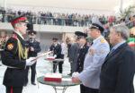 Суворовское училище отметило свой 10-летний юбилей