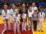 V международный турнир по тхэквондо ВТФ «Непобедимая держава»