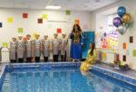 Ещё в одном детском саду Елабуги обновили бассейн